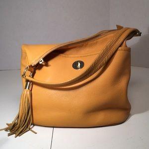 Tommy Hilfiger Shoulder Bag in Yellow